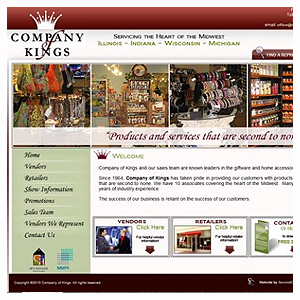 Chicago Web Design Company of Kings